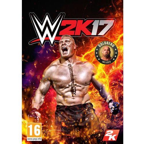 Gry na PC, WWE 2K17 (PC)