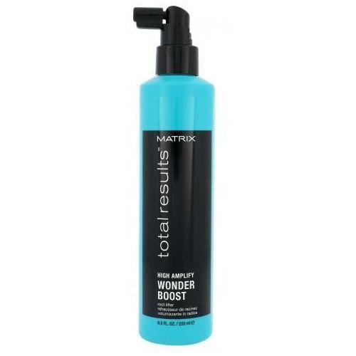 Stylizowanie włosów, Matrix Total Results High Amplify Wonder Boost Rootlifter objętość włosów 250 ml dla kobiet