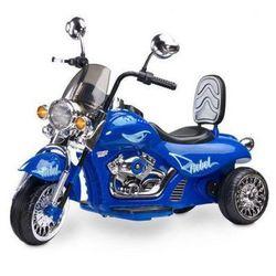 TOYZ Motocykl na akumulator Rebel Niebieski