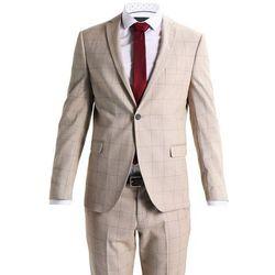 Selected Homme SHXZERO TADWICK Garnitur beige/camel