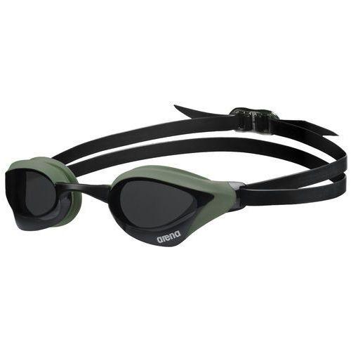 Okularki pływackie, Okularki pływackie Arena Cobra Core (smoke-army)