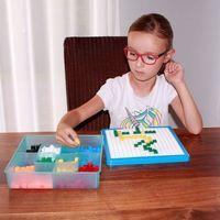 Kreatywne dla dzieci, Mozaika - 490 elementów