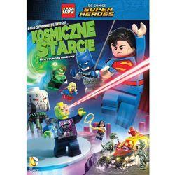 LEGO: Liga Sprawiedliwości - Kosmiczne starcie (DVD) - Rick Morales OD 24,99zł DARMOWA DOSTAWA KIOSK RUCHU