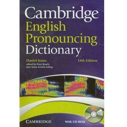 Cambridge English Pronouncing Dictionary + CD (opr. miękka)