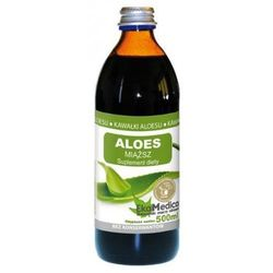 Aloes Miąższ 500ml