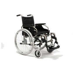 Wózek inwalidzki ze stopów lekkich V200 Vermeiren