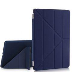 Etui Smart Cover + Back Cover iPad 9.7 2017 Granatowe