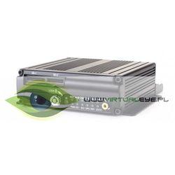 Profesjonalny rejestrator samochodowy MDVR CW1003-W (GPS, 3G, G-sensor)