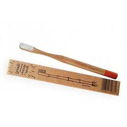 Mohani naturalna bambusowa szczoteczka do zębów - włosie miękkie