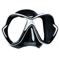 Maski, płetwy i fajki, Maska do nurkowania MARES X-Vision Czarno-biały + DARMOWY TRANSPORT!