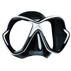 Maska do nurkowania MARES X-Vision Czarno-biały + DARMOWY TRANSPORT!