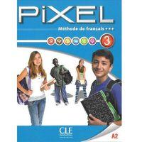 Książki do nauki języka, Pixel 3 podręcznik DVD ROM (opr. miękka)