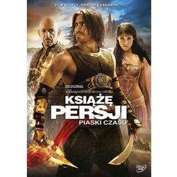 Książe Persji. Piaski czasu [DVD]