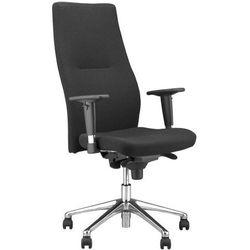 Fotel biurowy Orlando HB R16H steel 28 chrome Nowy Styl