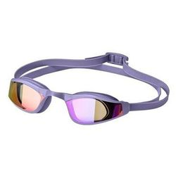 ADIDAS OKULARY STARTOWE TRENINGOWE PERSISTAR RACE MIRRORED GOGGLES PURPLE WHITE