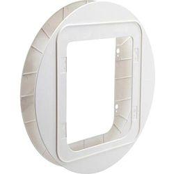 Adapter montażowy SureFlap Pet door rosette GMA101, biały
