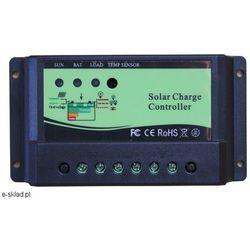 Regulator ładowania NV10eco 10A 12V/24V DC