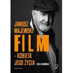 Janusz Majewski film kobieta jego życia (opr. twarda)
