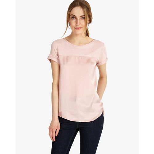 Topy, Phase Eight Sally Satin Mix Top