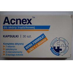 ACNEX kapsułki do skóry trądzikowej 30szt
