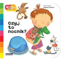 """Książka """"Czyj to nocnik?"""" wydawnictwo Egmont 9788328129542"""