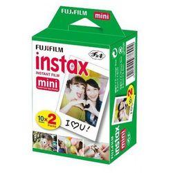 Fujifilm INSTAX Color Mini wkład - opakowanie zawiera 20 fotografii