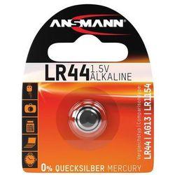 Ansmann Bateria, LR 44, 1.5V (5015303) Darmowy odbiór w 21 miastach!