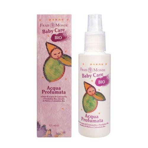 Pozostałe kosmetyki do ciała, Frais Monde Baby Care woda do ciała 125 ml dla dzieci