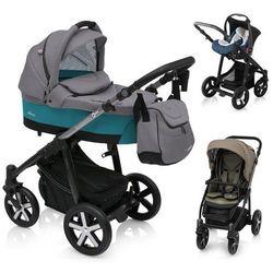 Baby Design Husky 2018+Winterpack+fotelik (do wyboru)