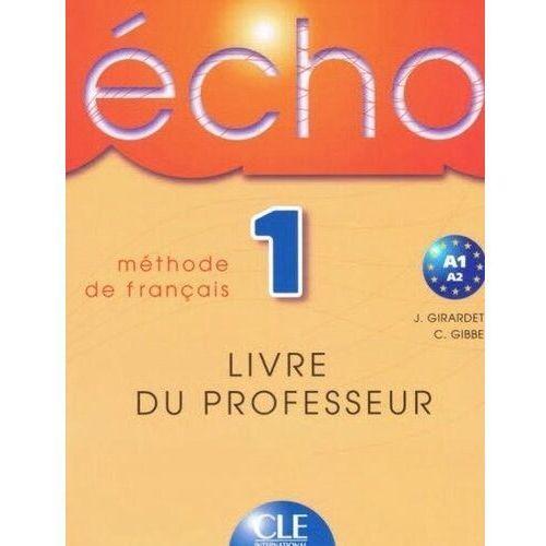 Książki do nauki języka, Echo 1 poradnik metodyczny