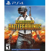 Gry na PlayStation 4, Playerunknown's Battlegrounds (PS4)