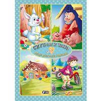 Książki dla dzieci, Czytam z tatą. Moje pierwsze bajeczki + zakładka do książki GRATIS (opr. twarda)