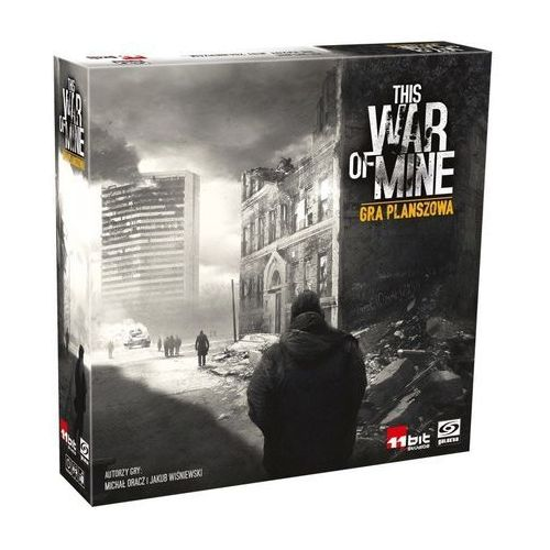 Gry dla dzieci, This War of Mine: The Board Game GALAKTA