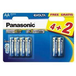 Panasonic Evolta 6szt AA (LR6EGE/6BP) Darmowy odbiór w 21 miastach!