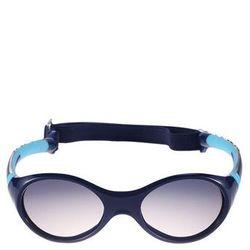 Okulary przeciwsłoneczne Reima Maininki 2-4 lata UV400 granat - granatowy
