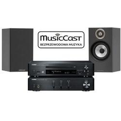 Yamaha MusicCast PianoCraft MCR-N670D + B&W 607