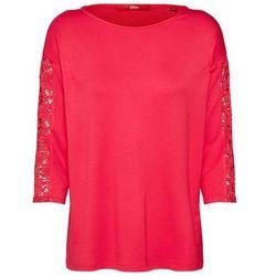 s.Oliver damska koszulka, 40, różowa