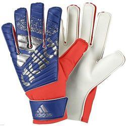 Rękawice bramkarskie ADIDAS AP7027 (rozmiar 4) Niebiesko-czerwony