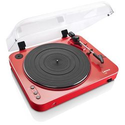 Gramofon LENCO L-85 Czerwony + DARMOWA DOSTAWA + skorzystaj z RABATU i 5-letniej gwarancji w Pakiecie Korzyści!