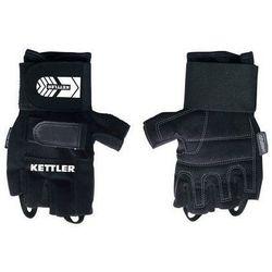 KETTLER - 7371-436 - Rękawiczki treningowe Pro dla mężczyzn (M) - M
