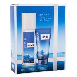 Mexx Ice Touch Man 2014 zestaw Dezodorant 75 ml + Żel pod prysznic 50 ml dla mężczyzn