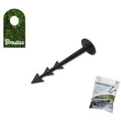 20 szt. Szpilka kołek do mocowania agrowłóknin 12cm ATSU12+B Bradas 6074