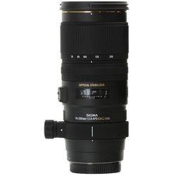 Obiektyw SIGMA 70-200 F2.8 APO EX DG OS HSM (Canon)