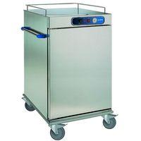 Wózki na żywność, Wózek bankietowy grzewczy 10xGN 2/1 | EDENOX, CCB-10