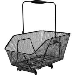 Unix Rosetto Koszyk rowerowy Topklip czarny 2018 Kosze na bagażnik Przy złożeniu zamówienia do godziny 16 ( od Pon. do Pt., wszystkie metody płatności z wyjątkiem przelewu bankowego), wysyłka odbędzie się tego samego dnia.