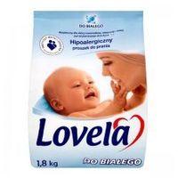 Proszki do prania, LOVELA 1,8kg Białe Proszek do prania dla dzieci (11 prań)