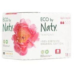 NATY Tampony ekologiczne REGULAR 18 sztuk