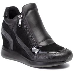 Sneakersy GEOX - D Nydame A D620QA 0VI22 C9999 Black