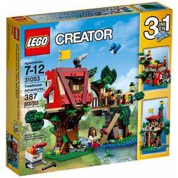 LEGO Creator, Przygody w domku na drzewie, 31053