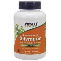 Pozostałe leki na układ pokarmowy, Silymarin Artichoke Dandelion (Sylimarin, Karczoch, Mniszek Lekarski) 200 kaps.
